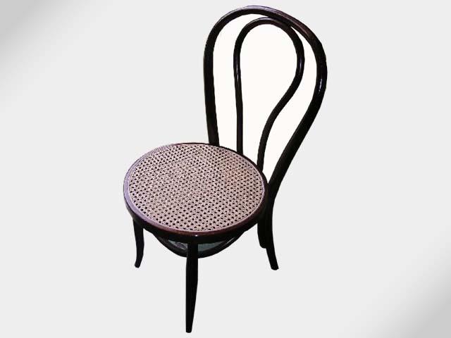 籐椅子 座面の張り替え